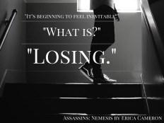 Nemesis-Losing