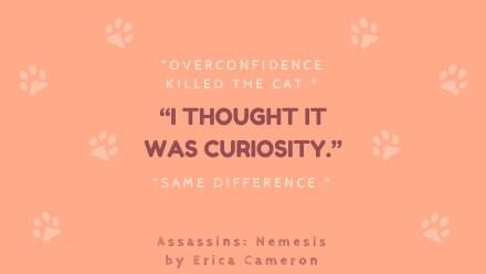 Nemesis-Overconfidence