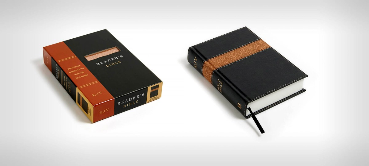 Review: KJV Reader's Bible