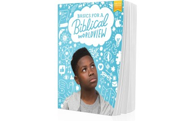 Brand New Biblical Worldview Book for 6th Graders