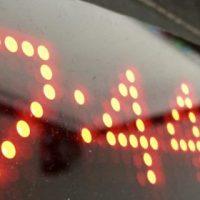 DIY Horloge et Notification Domotique ( Matrix LED ) avec Jeedom