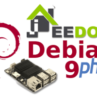 Jeedom : Installation Odroid C2 + debian 9 + php 7