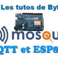 Client MQTT dans votre module ESP