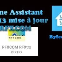 Home assistant : Migration 0.113 et RFXTRX