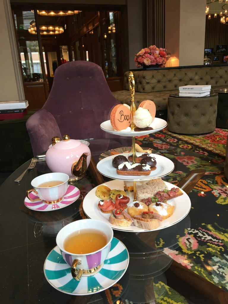 Afternoon tea The Duchess