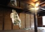 Installation pour Hanarart2013 à Torioto Uda-Matsuyama,Nara インスタレーション 奈良・町家の芸術祭Hanarart2013 宇陀松山地区 とりおと