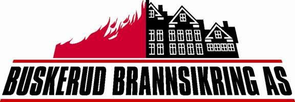 Buskerud Brannsikring Logo