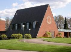 Uppståndelsekapellet i Värnamo