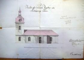 Ritnng till Linderås kyrka