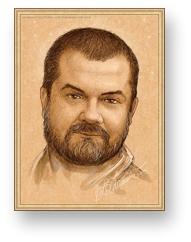 Сергей Лукьяненко портрет