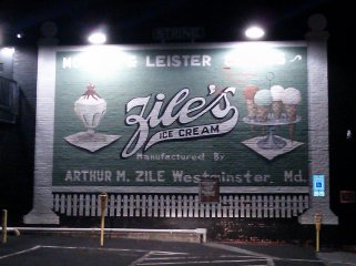 Zile's Ice Cream, Taneytown