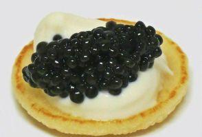 $1000 caviar h'orderve