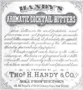 Handy Bitters