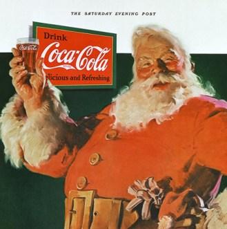 CocaColaSanta