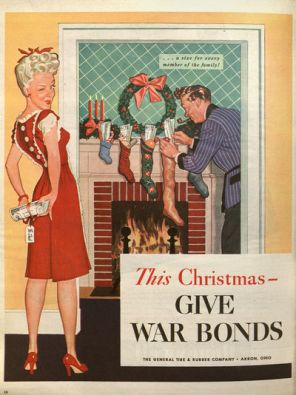 ww2-warbonds-christmas-ad