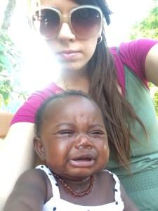 Phoebe cry
