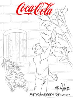 livro-para-desenhos-colorir-coca-cola-natal-2015-edico-limitada-ponte-noel jlima 2