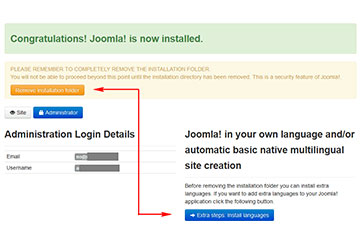 How to Install Quick Start Package on Joomla 3.0