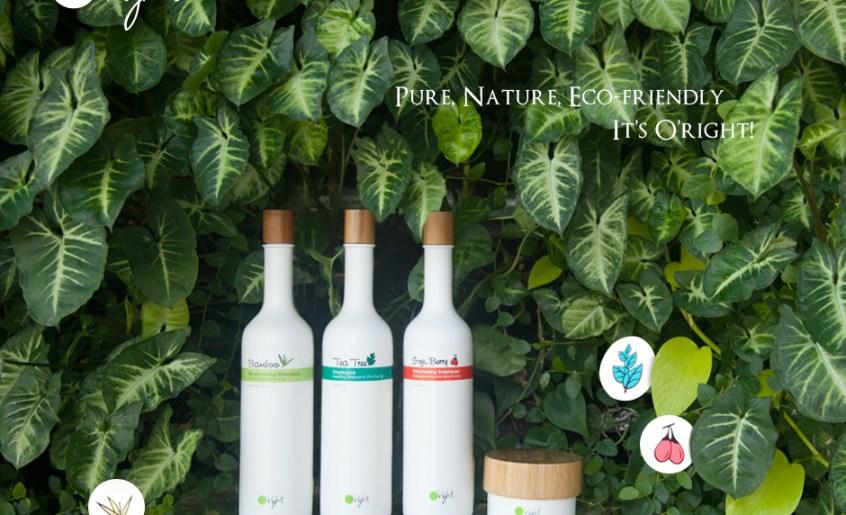 O'right natuurlijke producten