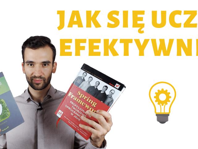Jak efektywnie uczyć się programowania oszczędzając czas? – vlog #05