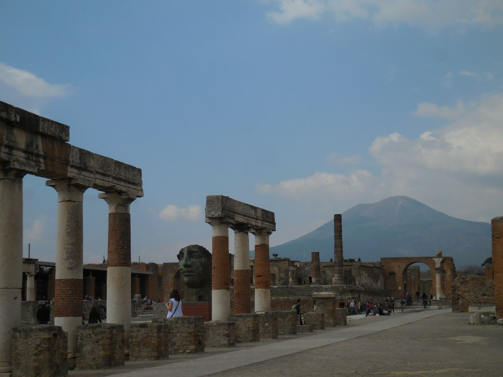 Sustainable Tourism In Pompeii, Italy - By Land And Sea