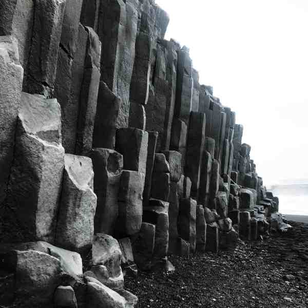 Iceland Rocks: Nature's Stairs - Reyn Photography Collection by Laurel