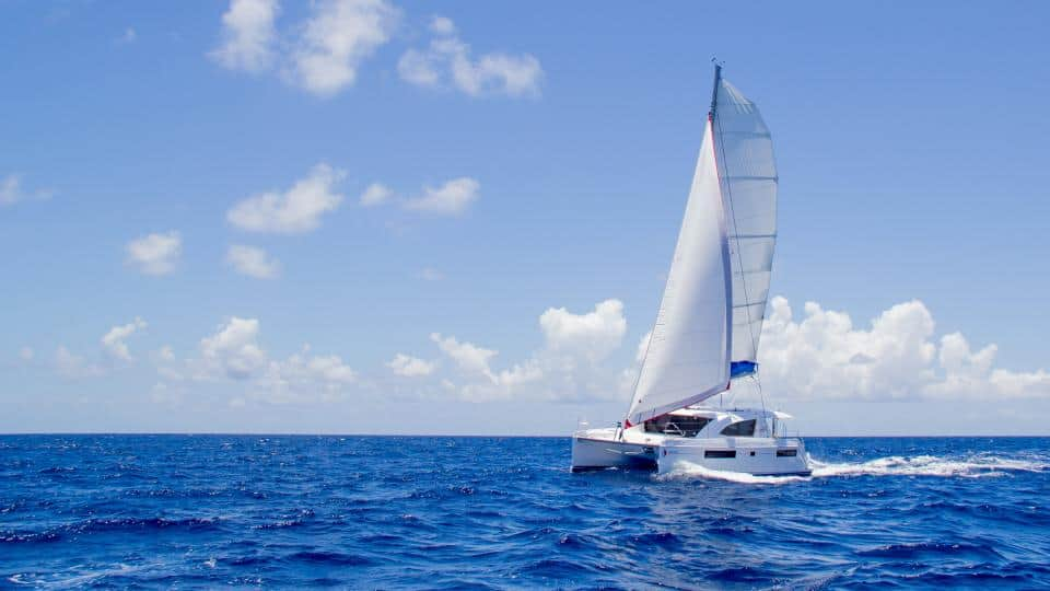 Sustainable Sailing with Sunsail
