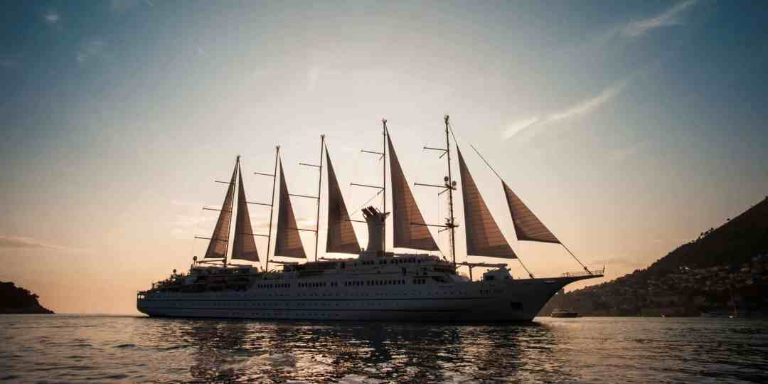 Ecocruise with Windstar