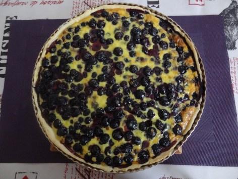 tarte aux myrtilles 4