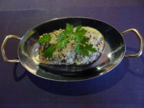 aubergines aux 2 viandes 1