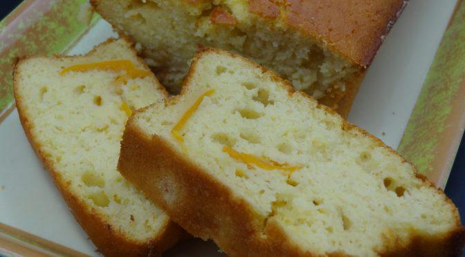 CAKE A LA clémentine