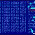 한국의 특정 웹 서버에서 발견된 미라이 악성 파일 내부 화면 (자료:이스트시큐리티)