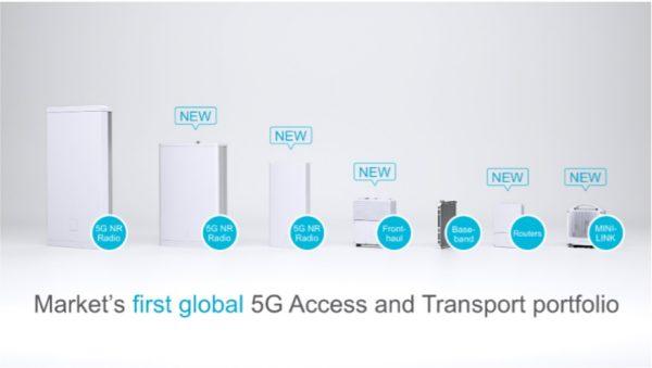 에릭슨, 'MWC' 앞두고 5G 코어, 액세스·전송 제품군 발표