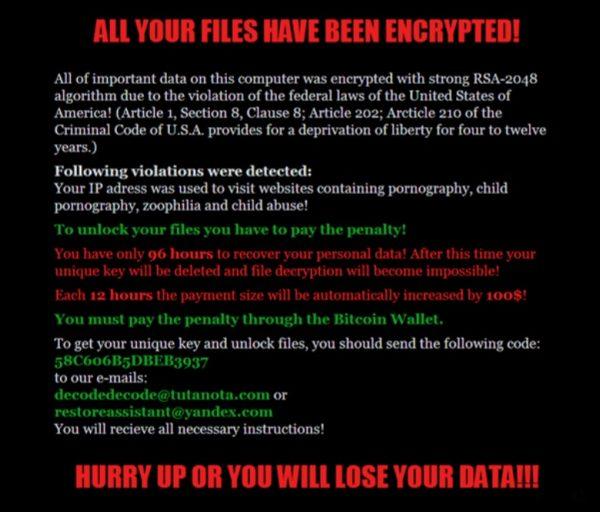matrix-ransomware