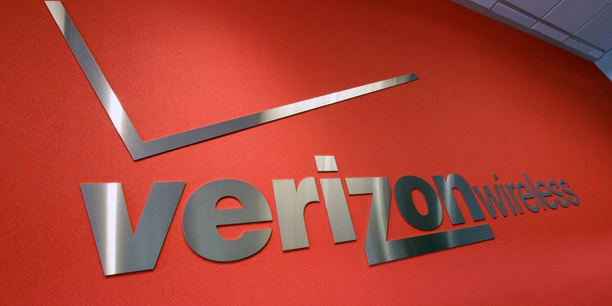 Verizon Wireless MyVerizon Account