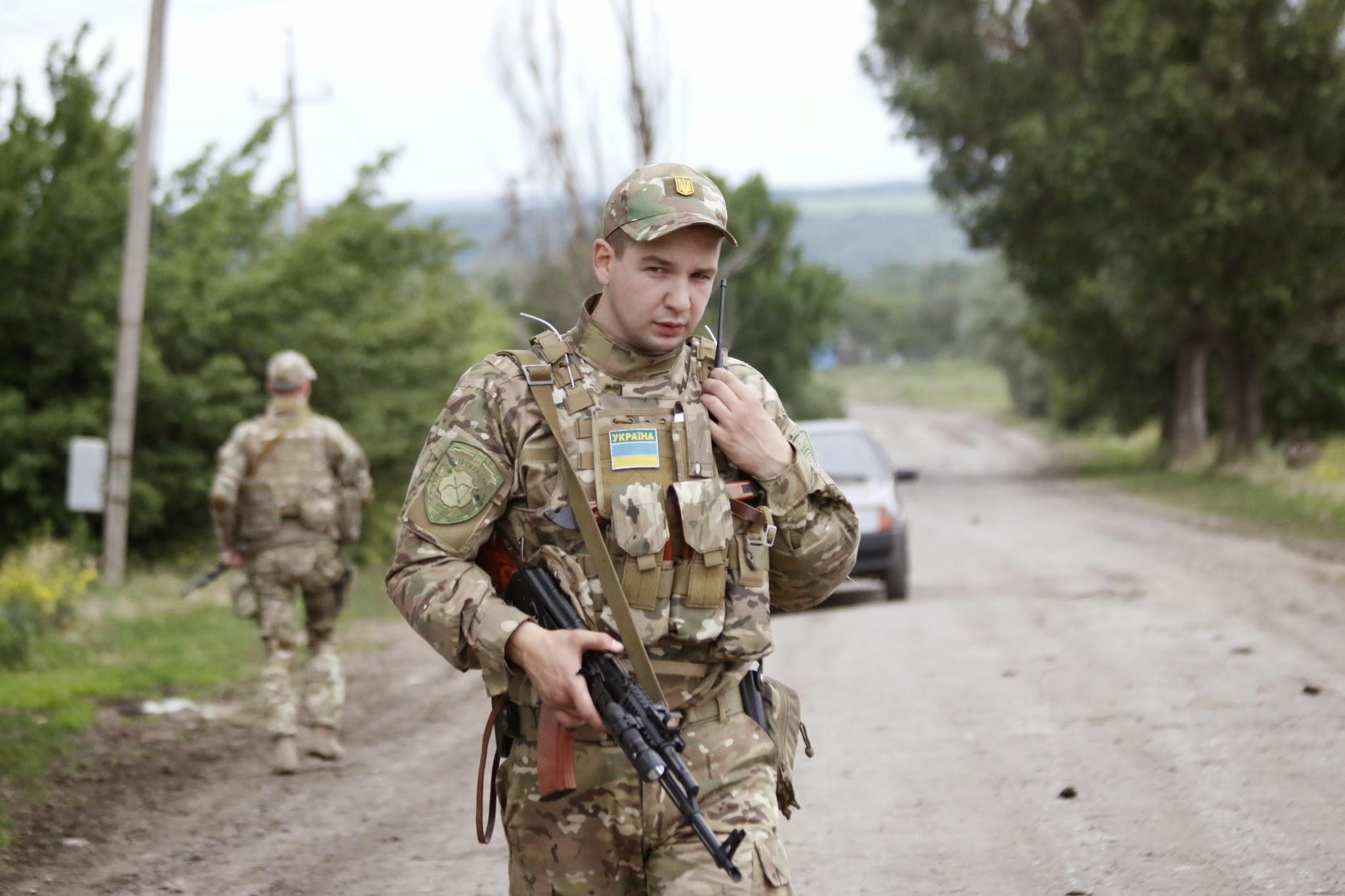 Occupied Ukraine: The Land of Make Believe
