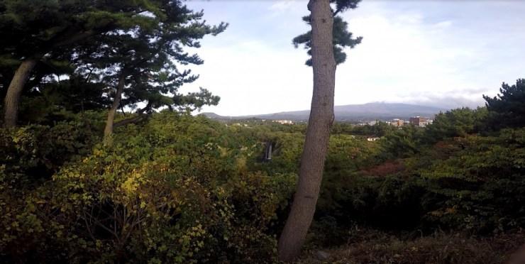 Cheonjiyeon Falls (천지연 폭포)