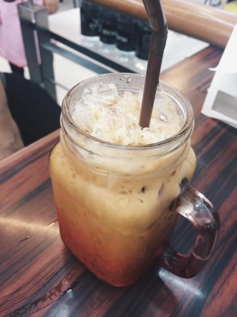 Thais milk tea