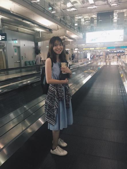 Arrived Suvarnabhumi airport