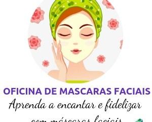 Oficina de Estética > Máscaras Faciais
