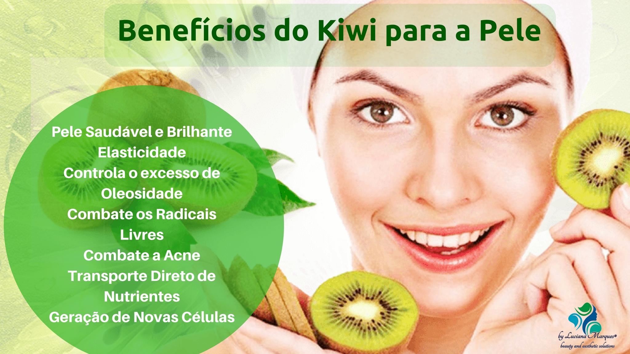 Kiwi – Benefícios para a Pele