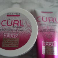 first impressions // the curl company