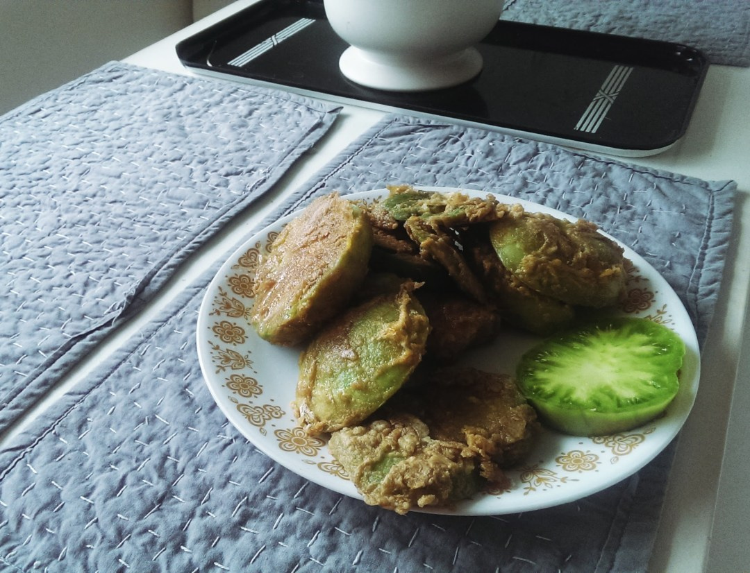 Fried Green Tomatoes Recipe Homestead Style