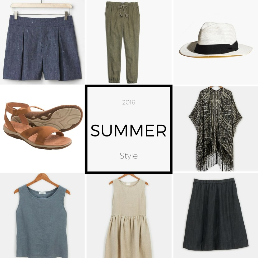 2016 Summer Style Plan