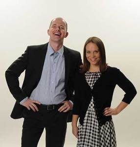 Indianapolis Bankruptcy Attorney John Bymaster and Paralegal Natalie Bymaster
