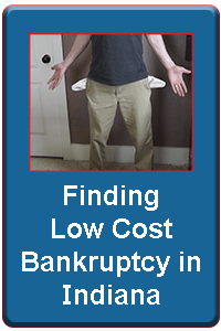 Finding Lowcost bk near indy