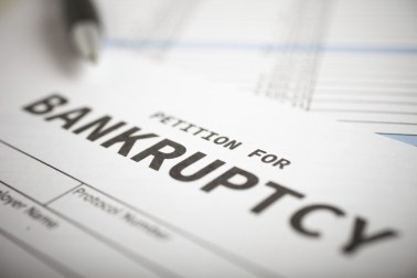 Image of Bankruptcy Petition