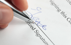 What happens to the cosigner in bankruptcy?