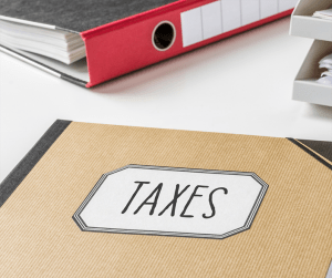 It is a good idea to file your taxes before filing for bankruptcy.