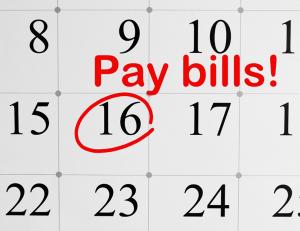 Pay Bills on Time Millennials